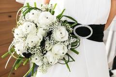 Bride bouquet Stock Photo