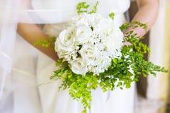 Bride bouquet Stock Photos