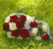 Bride bouquet Stock Images