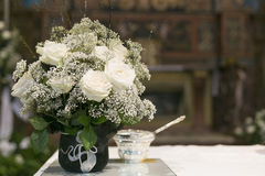 Bride bouquet Royalty Free Stock Photography