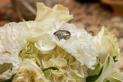Bride Bouquet Royalty Free Stock Image
