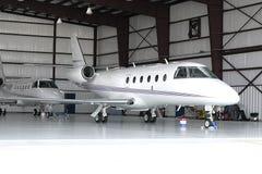 bride de fixation d'avion Photos libres de droits