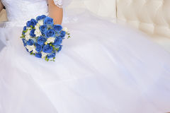 Bride details Royalty Free Stock Images