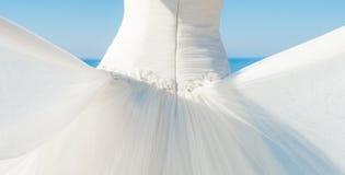 Bride dress Stock Photos