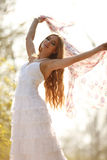 Hippie style Stock Images