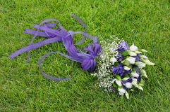 Bride flower Royalty Free Stock Photo