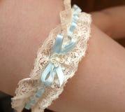 Bride garter Royalty Free Stock Image