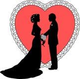Bride_groom_02 Stock Image