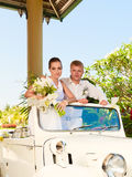 Bride and groom Royalty Free Stock Images