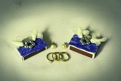 Bride Groom Accessories Stock Image
