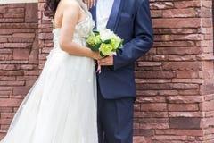 Bride and Groom pre wedding Stock Photography