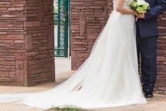 Bride and Groom pre wedding Stock Photo