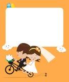 Bride and Groom V2 006. Bride and Groom Vector cartoon vector illustration