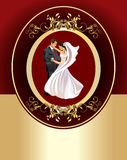 Bride and Groom - Vector Stock Images