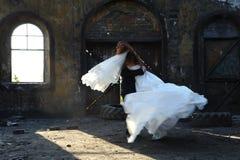 Bride & Groom , Wedding Royalty Free Stock Photography
