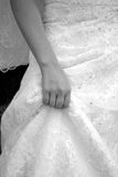 Bride Hand Royalty Free Stock Images