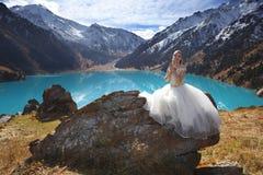 The bride i Stock Image