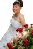 Bride like a princess Stock Photos