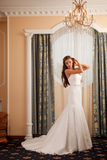 Bride in luxury Royalty Free Stock Photography