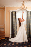 Bride in luxury Stock Photo