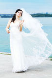 Bride made Royalty Free Stock Photography