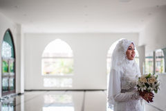 The Bride Royalty Free Stock Images