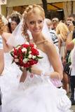 Bride parade Royalty Free Stock Photography
