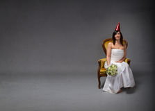 Bride party concept royalty free stock image