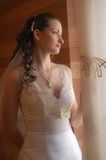 The bride pending Royalty Free Stock Images