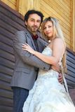 Bride, Photograph, Gown, Wedding Dress Stock Image