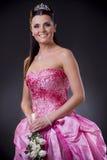 bride pink Στοκ εικόνα με δικαίωμα ελεύθερης χρήσης