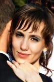 Bride portrait Stock Photos