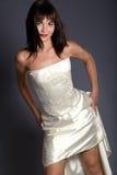Bride portrait Stock Photography