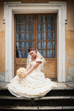 Bride portrait Royalty Free Stock Images