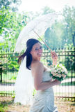 Bride portrait Royalty Free Stock Photography