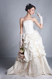 Bride portrait Royalty Free Stock Photography