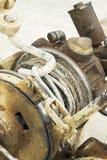Bride pour le crochet de grue Image stock