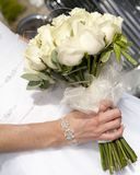 Bride's boquet Royalty Free Stock Images