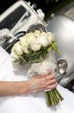 Bride's Boquet Royalty Free Stock Photo