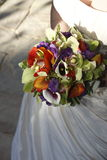Bride's bouquet Stock Photography