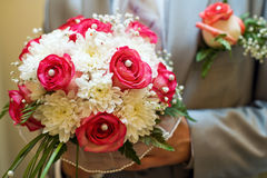 Bride's bouquet Royalty Free Stock Image