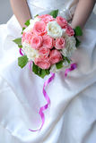 Bride's bouquet Stock Image