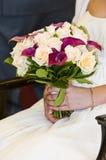 Bride's bouquet Stock Photography