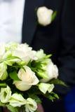 Bride's bouquet Stock Photos