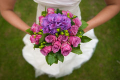 Bride\'s Bouquet Stock Image