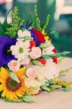 Bride's bouquet Royalty Free Stock Photo