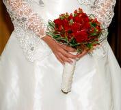 Bride's bouquet Royalty Free Stock Photos