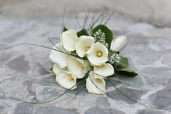 Bride's bouquet, Stock Photo