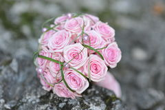 Bride's bouquet, Royalty Free Stock Photo