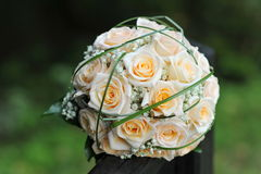 Bride's bouquet, Stock Photography